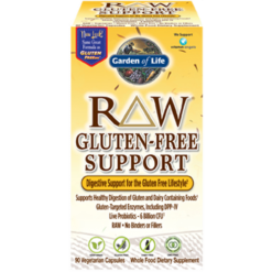 Garden of Life Gluten Free Support 90 Capsules G14332