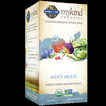 Garden of Life Mens Multi Organic 60 tabs G17647