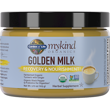 Garden of Life MyKind Organics Golden Milk 30 srvings G23082