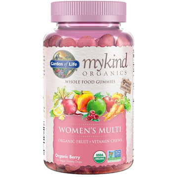 Garden of Life Mykind Women039s Multi Berry 120 Gummy G20326