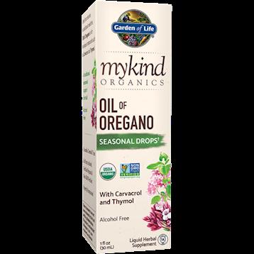 Garden of Life Oil of Oregano Organic 1 fl oz G23204