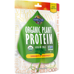 Garden of Life Organic Plant Protein Energy 8.4 oz G18064