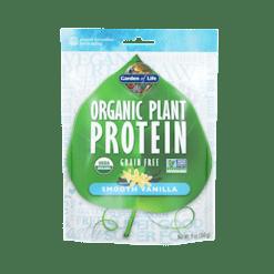 Garden of Life Organic Plant Protein Vanilla 10 oz G18026