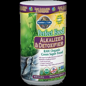 Garden of Life Perfect Food Alkalizer amp Detoxifier 285g G11714