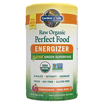 Garden of Life Perfect Food RAW Energizer 279 g G11715