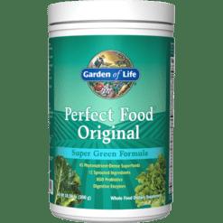 Garden of Life Perfect Food Super Green Formula 30 serv G11287