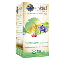 Garden of Life Plant Calcium Organic 90 tabs G17609