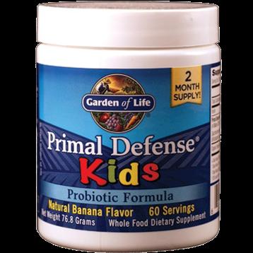 Garden of Life Primal Defense Kids 76.8 g G12581
