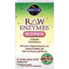 Garden of Life RAW Enzymes Women 90 vegetarian capsules G15636