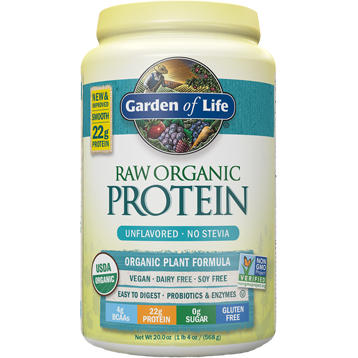 Garden of Life RAW Organic Fit™ Protein Orig 10 srvngs G16725