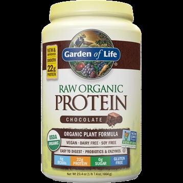 Garden of Life RAW Organic Protein Choc 20 servings M1817