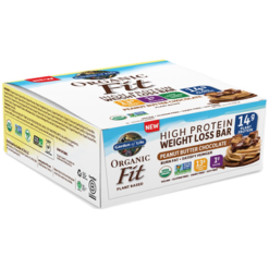Garden of Life Sport Organic Fit Bar PB Choc 12 Bars G19153