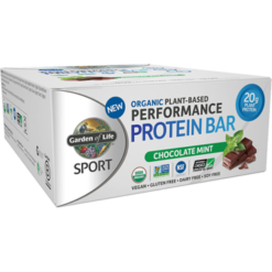 Garden of Life Sport Sport Bar Chocolate Mint 12 Bars G19092