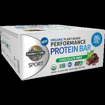 Garden of Life Sport Sport Bar Chocolate Mint 12 Bars G19092