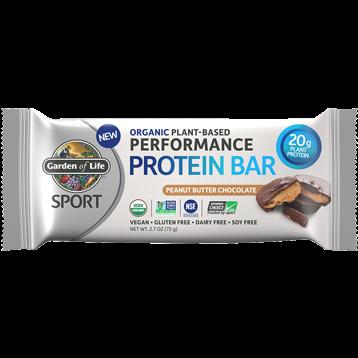 Garden of Life Sport Sport Bar PB Chocolate 12 Bars G19061