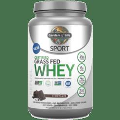 Garden of Life Sport Sport Certified Whey Protein Choc 672 g G20623