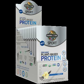 Garden of Life Sport Sport Org Plant Based Protein Van 12 cnt G19443