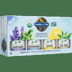 Garden of Life Starter Pack Essential Oil Org 2 fl oz G23365