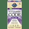 Garden of Life Vitamin Code® RAW Zinc™ 60 vcaps G16527