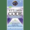 Garden of Life Vitamin Code 50 amp Wiser Men 120 vcaps G13694