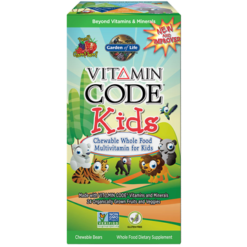 Garden of Life Vitamin Code Kids Chewable Multi 30 tablets G14394