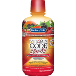 Garden of Life Vitamin Code Multi Fruit Punch 30oz G15964