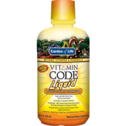 Garden of Life Vitamin Code Multi Orange Mango 30oz G14325