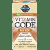 Garden of Life Vitamin Code Raw Iron 30vcaps G13762