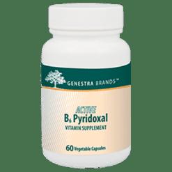 Genestra Active B6 Pyridoxal 60 vcaps SE102
