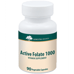 Genestra Active Folate 90 vegcaps SE4307