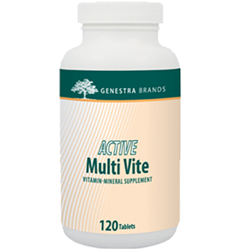 Genestra Active Multi Vite 120 tabs SE171