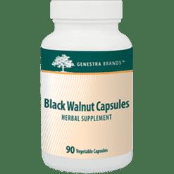 Genestra Black Walnut Capsules 90 vcaps SE546