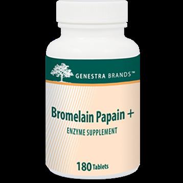 Genestra Bromelain Papain 180 tabs SE5101