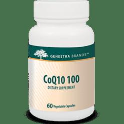 Genestra CoQ10 100 mg 60 vegcaps SE557