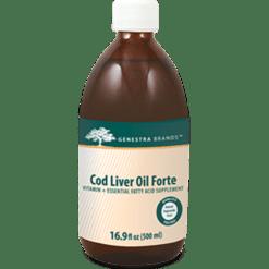 Genestra Cod Liver Oil Forte 16.9 oz SE4285