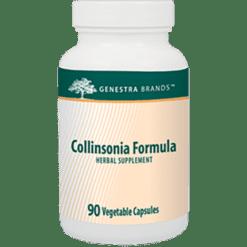 Genestra Collinsonia Formula 90 vegcaps SE522