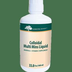 Genestra Colloidal Multi Mins Liquid 33.8 oz SE215
