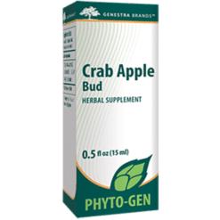 Genestra Crab Apple Bud 0.5 fl oz S11750