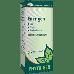 Genestra Ener gen 0.5 fl oz S11620