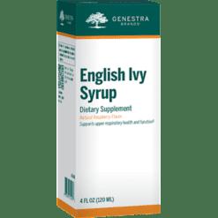 Genestra English Ivy Syrup Adults 4 fl oz G52933