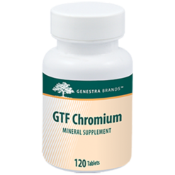 Genestra GTF Chromium 200 mcg 120 tabs SE209