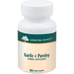 Genestra Garlic Parsley 90 gels SE520