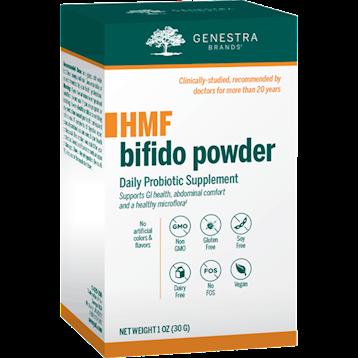 Genestra HMF Bifido Capsules 30 vegcaps G52988