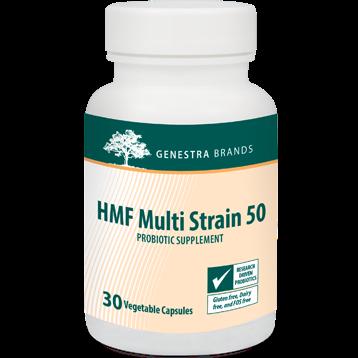 Genestra HMF Multi Strain 50 30 vegcaps SE6604