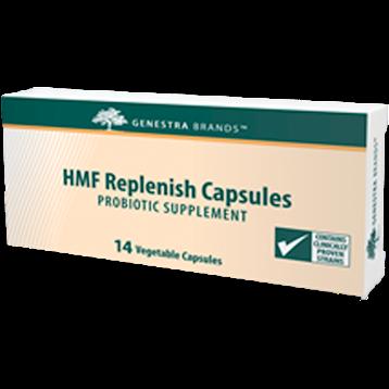 Genestra HMF Replenish Capsules 14 vcaps S13507