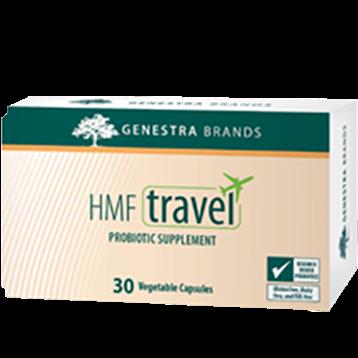 Genestra HMF Travel 30 vegcaps G48806
