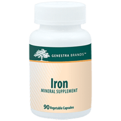 Genestra Iron 40 mg 90 vcaps SE208