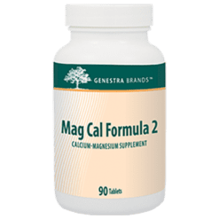 Genestra Mag Cal Formula 2 90 tabs SE205