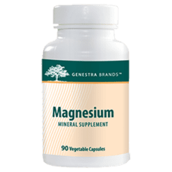 Genestra Magnesium 100 mg 90 vcaps SE216