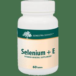 Genestra Selenium E 60 tabs SE537